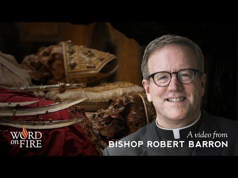 Bishop Barron on Catholic Relics
