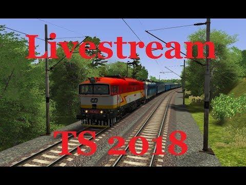 Záznam z LS | Train Simulator 2018 12. 1. 2018