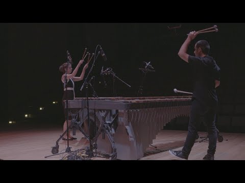 Balkan Percussion Duo - Toccata and Fugue in D minor, BWV 565 by Johann Sebastian Bach