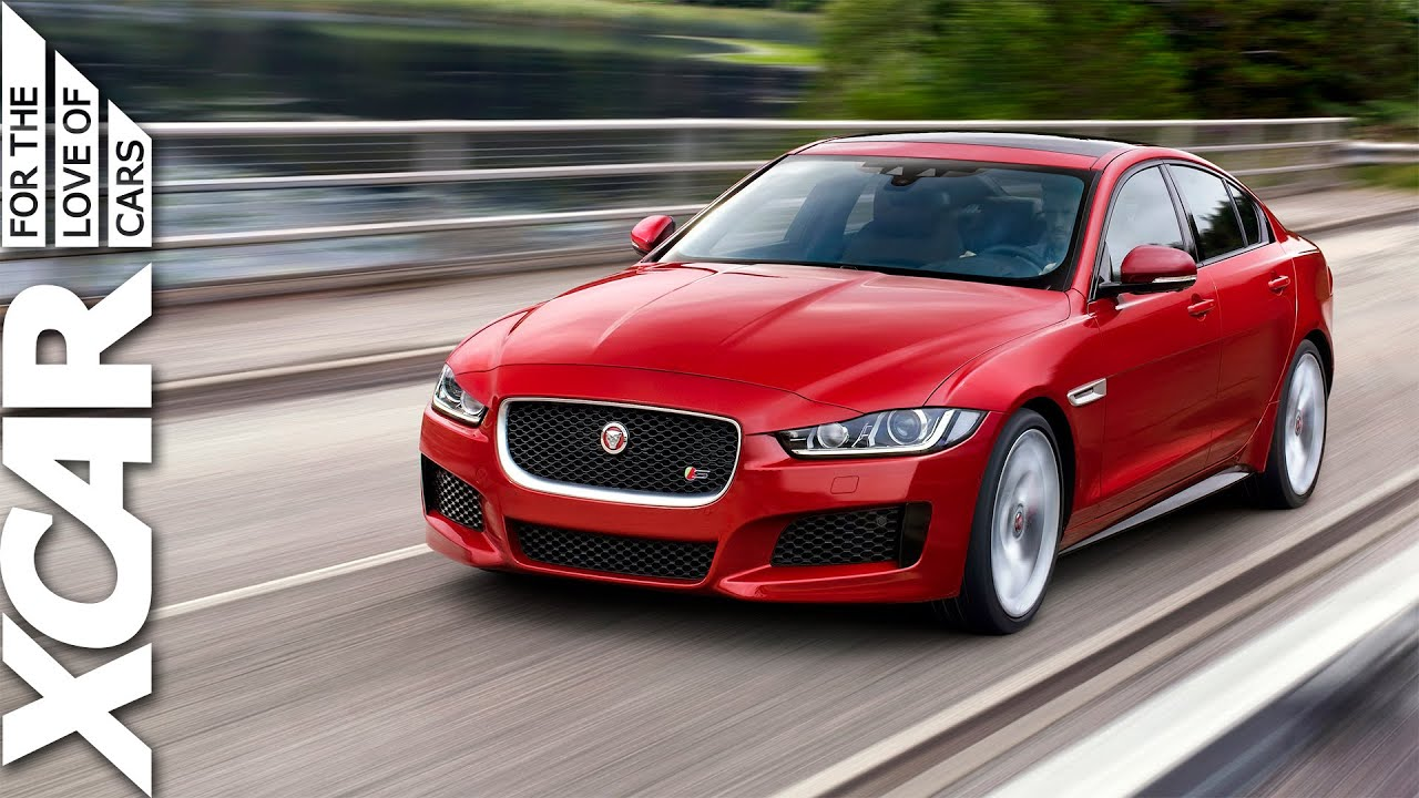 Jaguar XE: Can It Beat The BMW 3 Series? - XCAR - YouTube