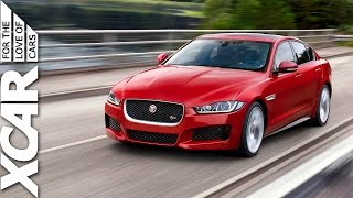 Jaguar XE: Can It Beat The BMW 3 Series? - XCAR