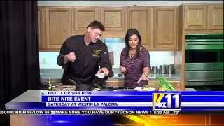 Executive Chef Russell Michel on KMSB FOX Thumbnail