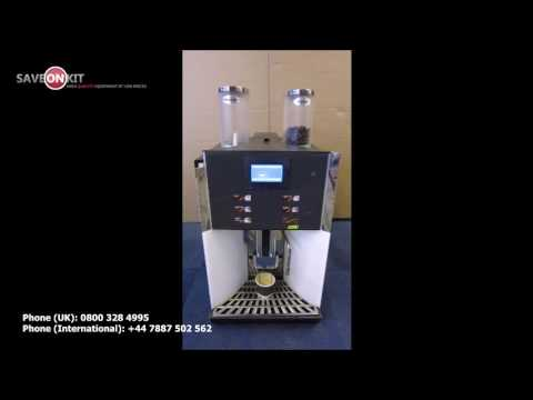 WMF Presto / Selecta Bean To Cup Coffee Espresso Cappuccino Chocolate Machine