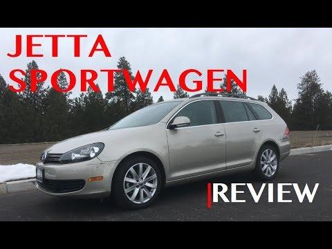VW Jetta Sportwagen TDI Review | 2011-2018 | 6th Generation