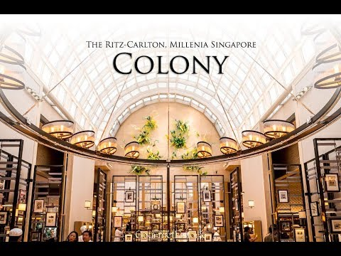 Colony @ Ritz Carlton SG (An Honest Review!)