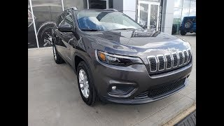 2019 Jeep Cherokee North| 4x4| Heated Seats| Back-Up Camera| Capital Jeep