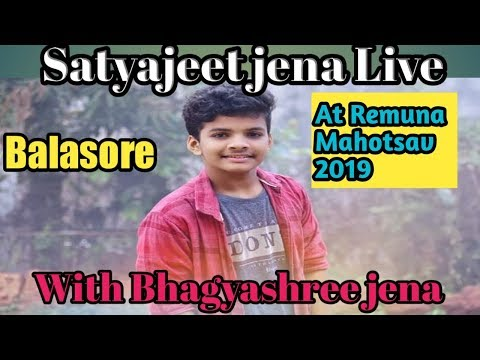 Satyajeet Jena stage performance || Chahunga men tujhe hardam || Tapati Studio