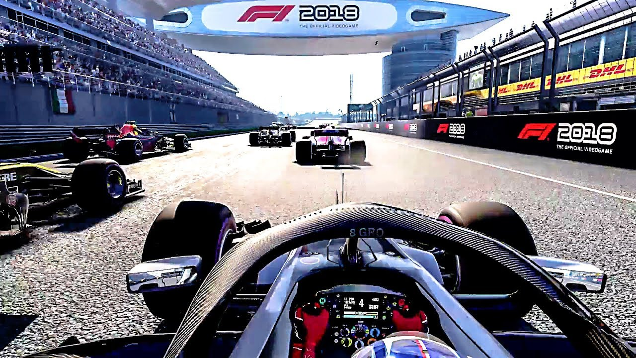 F1 2018 Gameplay Trailer (2018) PS4 / Xbox One / PC - YouTube