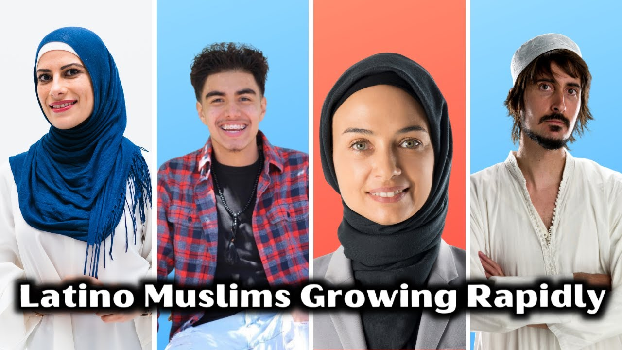 A Growing number of Latinos are Embracing Islam
