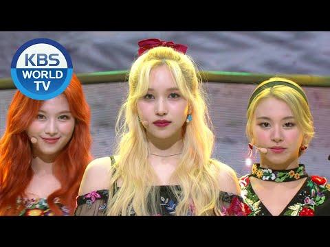 TWICE - Dance The Night Away [Music Bank / 2020.06.26]