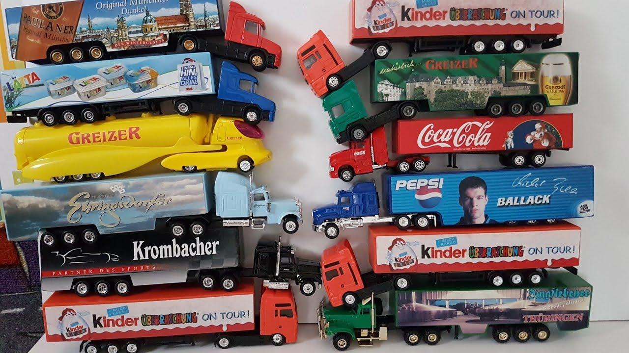 Driving toy Trucks for Children - Toy Trucks Video Youtube ...
