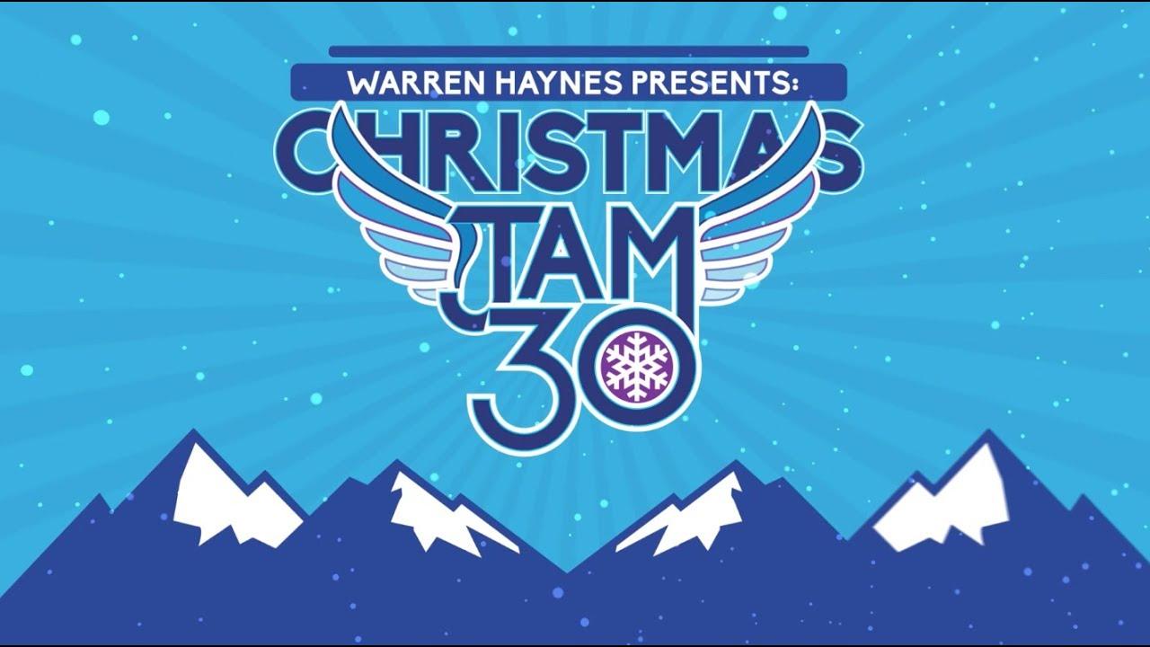Christmas Jam.Warren Haynes Presents The 30th Annual Christmas Jam
