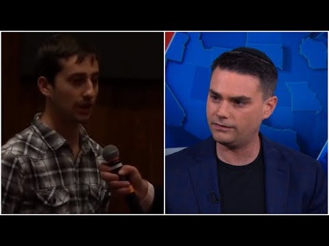 Cocky College Liberal Challenges Ben Shapiro, Gets Schooled Instead