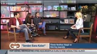 Abdullah Oğuz, Neslihan Atagül ve Ekin Koç NTV Gece Gündüz'de - Senden Bana Kalan