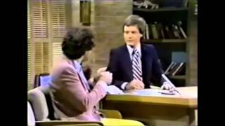 Holmes - David Letterman