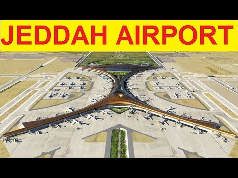 New Jeddah King Abdul Aziz International Airport