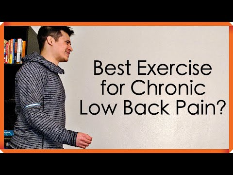 How Walking Might Help Ease Back Discomfort