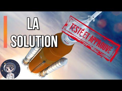 NASA: Tout est prêt pour la LUNE ! - Le Journal de l'Espace #104 - Actualités spatiales