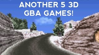 Another 5 impressive 3D Gameboy Advance games - minimme