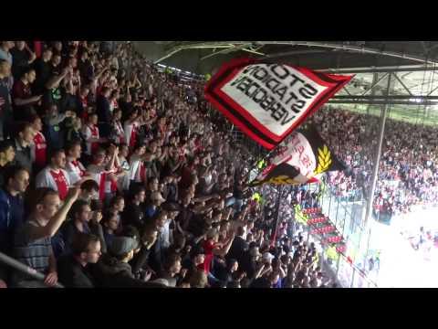 PSV - AJAX 14-4-2013 ( 2 - 3 ) : Danny de Munk - Mijn Stad