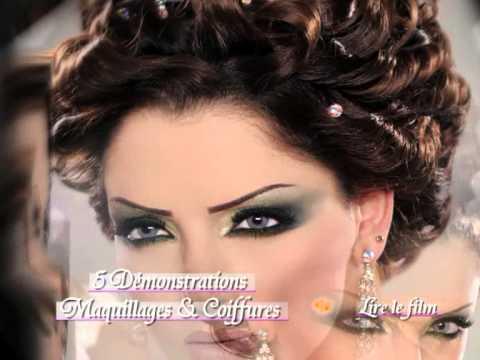 Le Palais De La Beaute Hayet Demonstrations Coiffure Et Maquillage