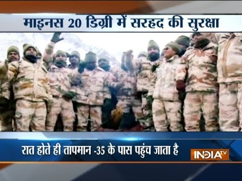 Watch: IndiaTv's exclusive report from Indo-China border