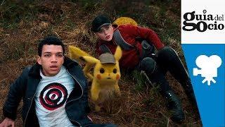 Pokémon Detective Pikachu ( Pokémon Detective Pikachu ) - Trailer español