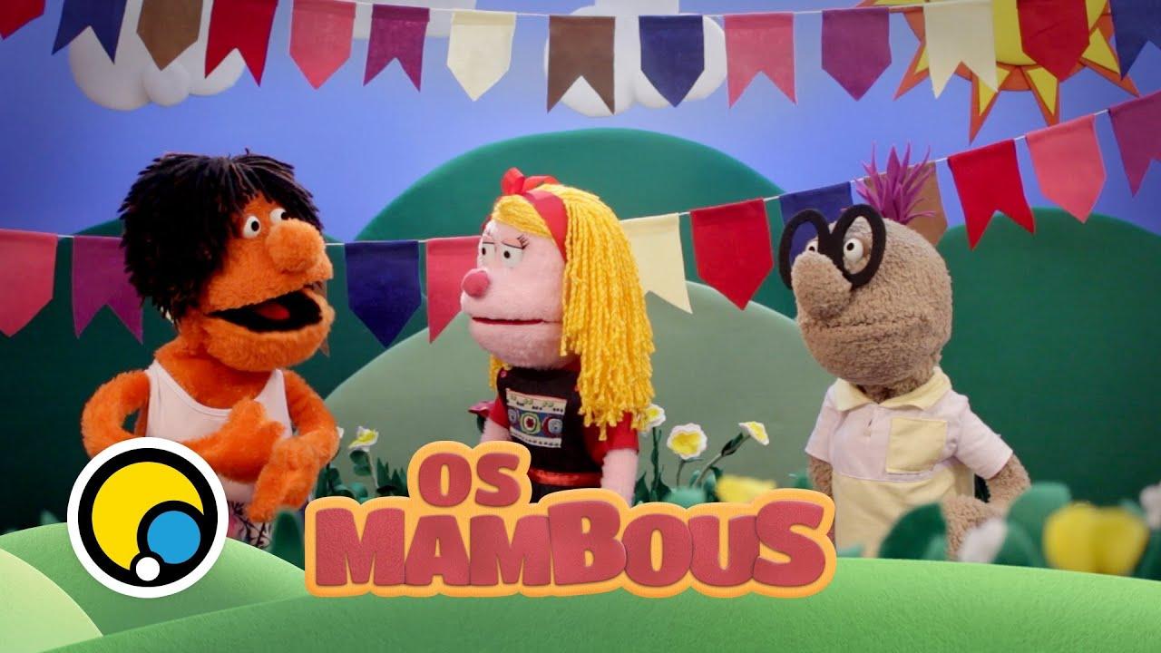 Histórias para Crianças - Festa Junina de São João - (Infantil) Os Mambous 1626d8837a8