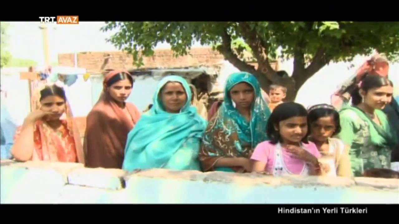 Hindistanda Bir Türk Köyünde Düğün Hindistanın Yerli Türkleri