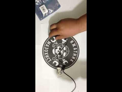 Cмотреть онлайн лазерный стоп сигнал-противотуманная фара