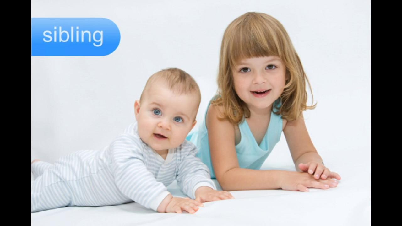 sibling and chores
