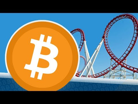 Today in Bitcoin News Podcast (2017-12-08) - The price of Bitcoin fluctuates wildly
