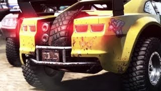 The Crew Commented Gameplay (E3 2013)
