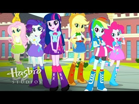 "MLP: Equestria Girls - ""My Little Pony Friends"" Music Video"