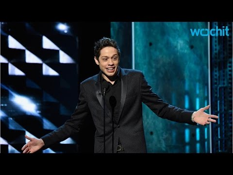 Snl Star Pete Davidson Pays Tribute To His Firefighter Father Who Died On 9 11 Youtube