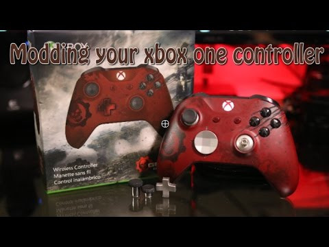 How To Mod Your Xbox One Controller To Be Like An Elite Controller... Kinda