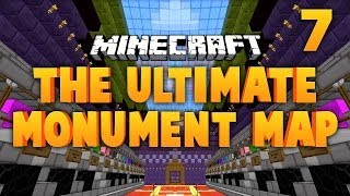 The Ultimate Monument Map [7] ★ Minecraft Adventure