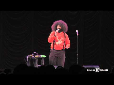 REGGIE WATTS A LIVE AT CENTRAL PARK