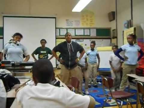 YSP Hip-Hop C.A.F.E @Howe Elementary School