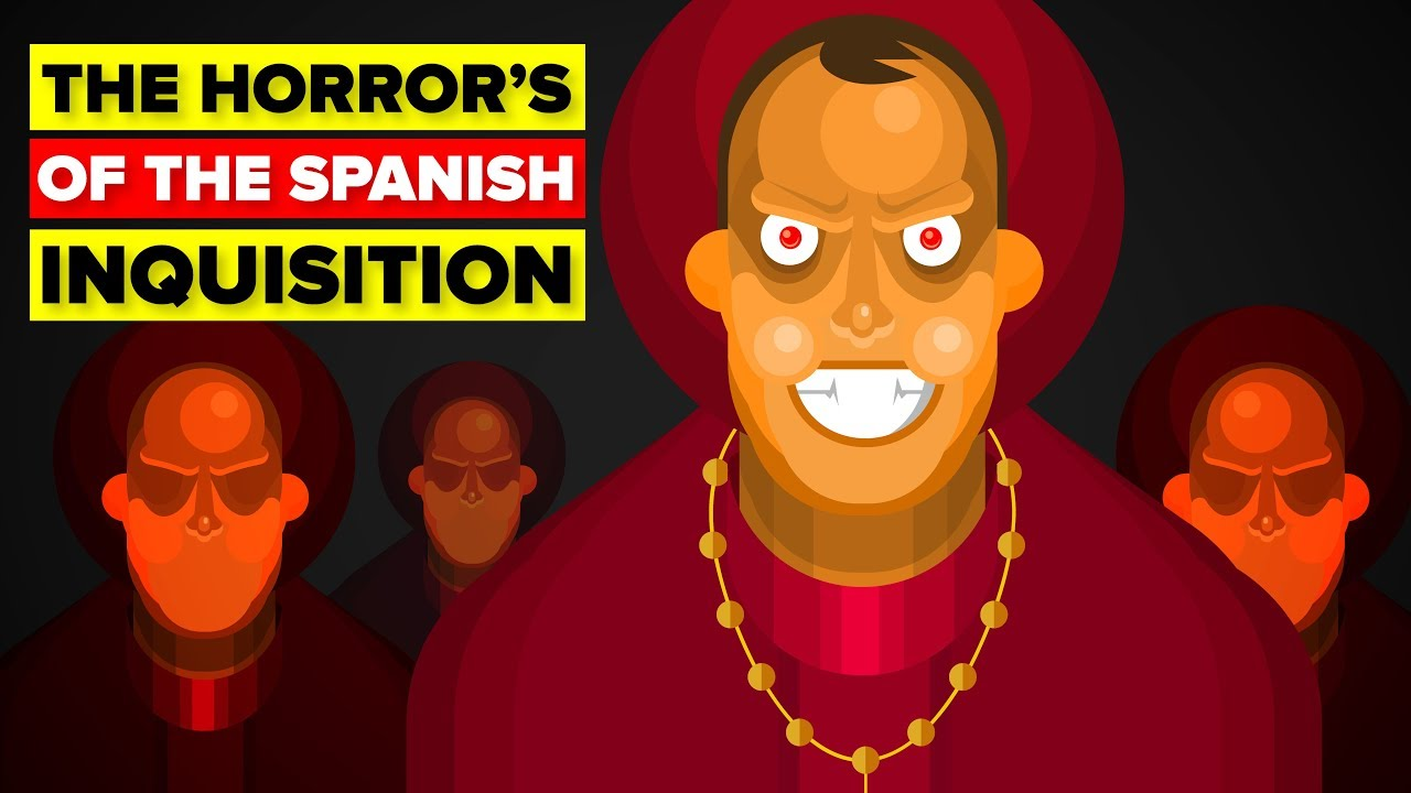 Image result for SPANISH INQUISITION