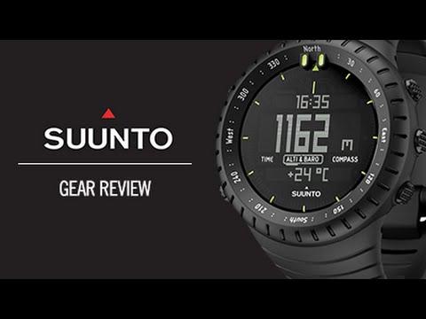 Suunto Core Watch // Gear Review