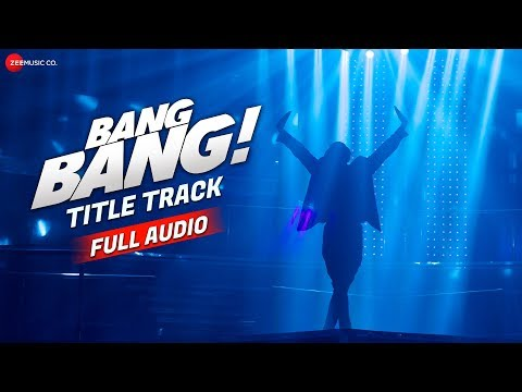 Bang Bang The Song  Full Audio  Hrithik Roshan & Katrina Kaif  VishalShekhar