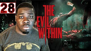The Evil Within Gameplay Walkthrough Part 28 PlayGround - Lets play The Evil Within