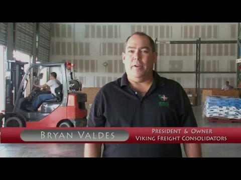 Toyota Forklifts Case Study- Viking Freight