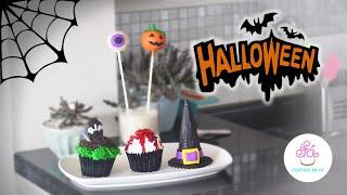 5 ideas para postres de Halloween ✿ Postres en Fa ✿