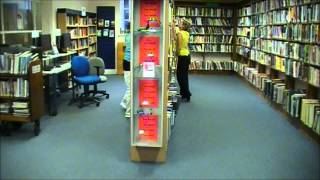 Journey Through The Bookcase // Cascade 'big Dance' Library Project