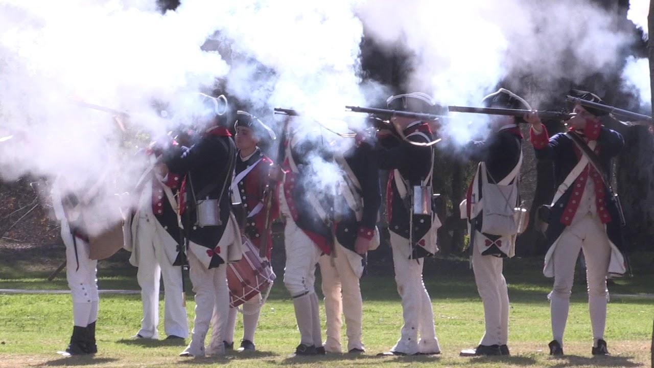 Revolutionary War Reenactment 2018