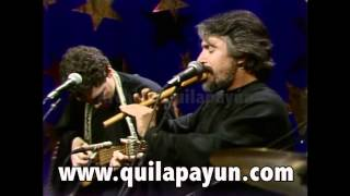 Quilapayún 1986 - Eleanor Rigby [VIDEO EN VIVO]