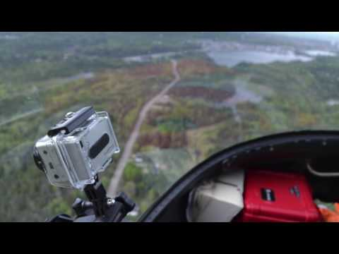 Helicopter Flight (Timmins Ontario)
