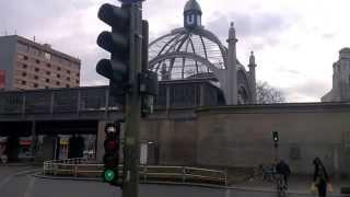 Berlynas (Berlin). Pėsčiųjų ir dviračių šviesoforai (3) (traffic lights for bicycles, pedestrians)